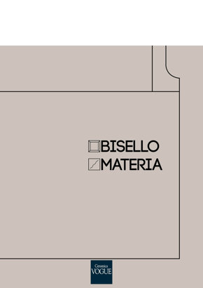 Catalogue Bisello Materia