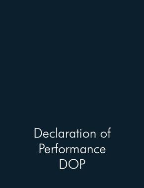 Déclaration de performance DOP
