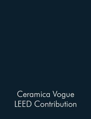 Contribution LEED Ceramica Vogue